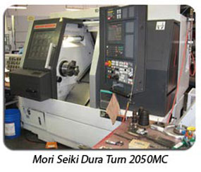 Mori Seiki Dura Turn 2050MC